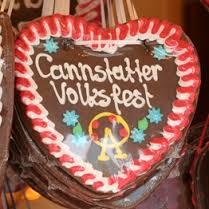 Cannstatter Wasen - Cannstatter Volksfest - Stuttgarter Frühlingsfest
